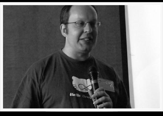 Drupal hétvége 2009