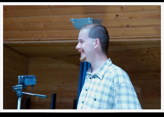 Drupal Tábor - első nap -első képek