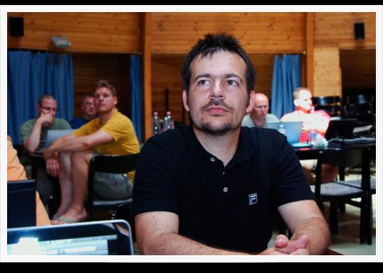 Drupal Tábor Pécs 2010 - Első nap fotók