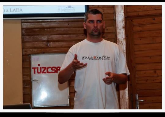 Drupal Tábor Pécs - Negyedik nap - Előadások