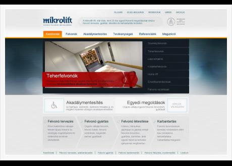 Mikrolift - címlap