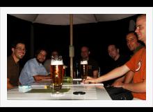 Első Pécsi Drupal Felhasználói Találkozó - csoportkép